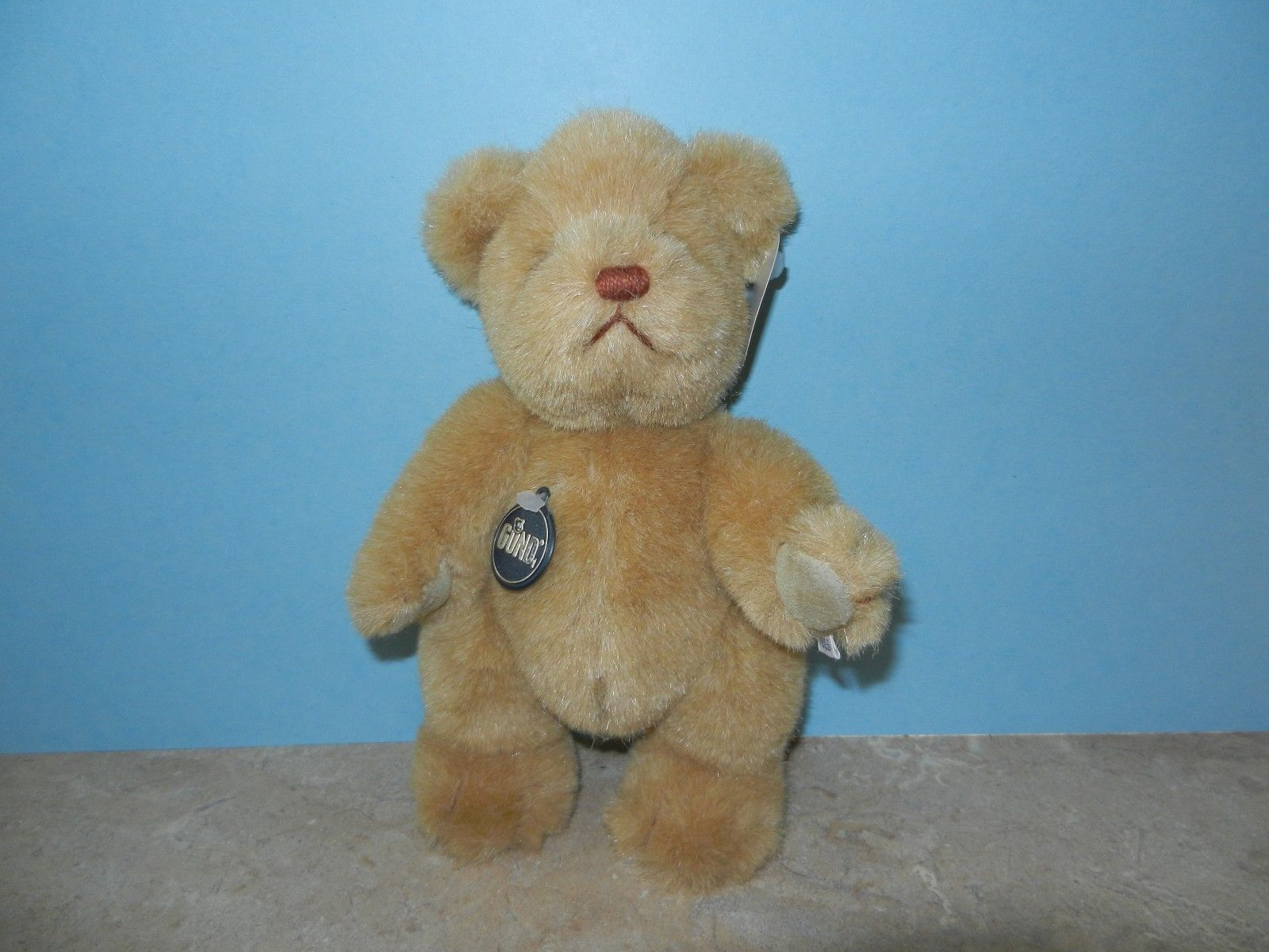 Primary image for Gund Stuffed Plush Teddy Bear ~ Gundy 1985 ~ MWT Limited Edition Mint with Tags