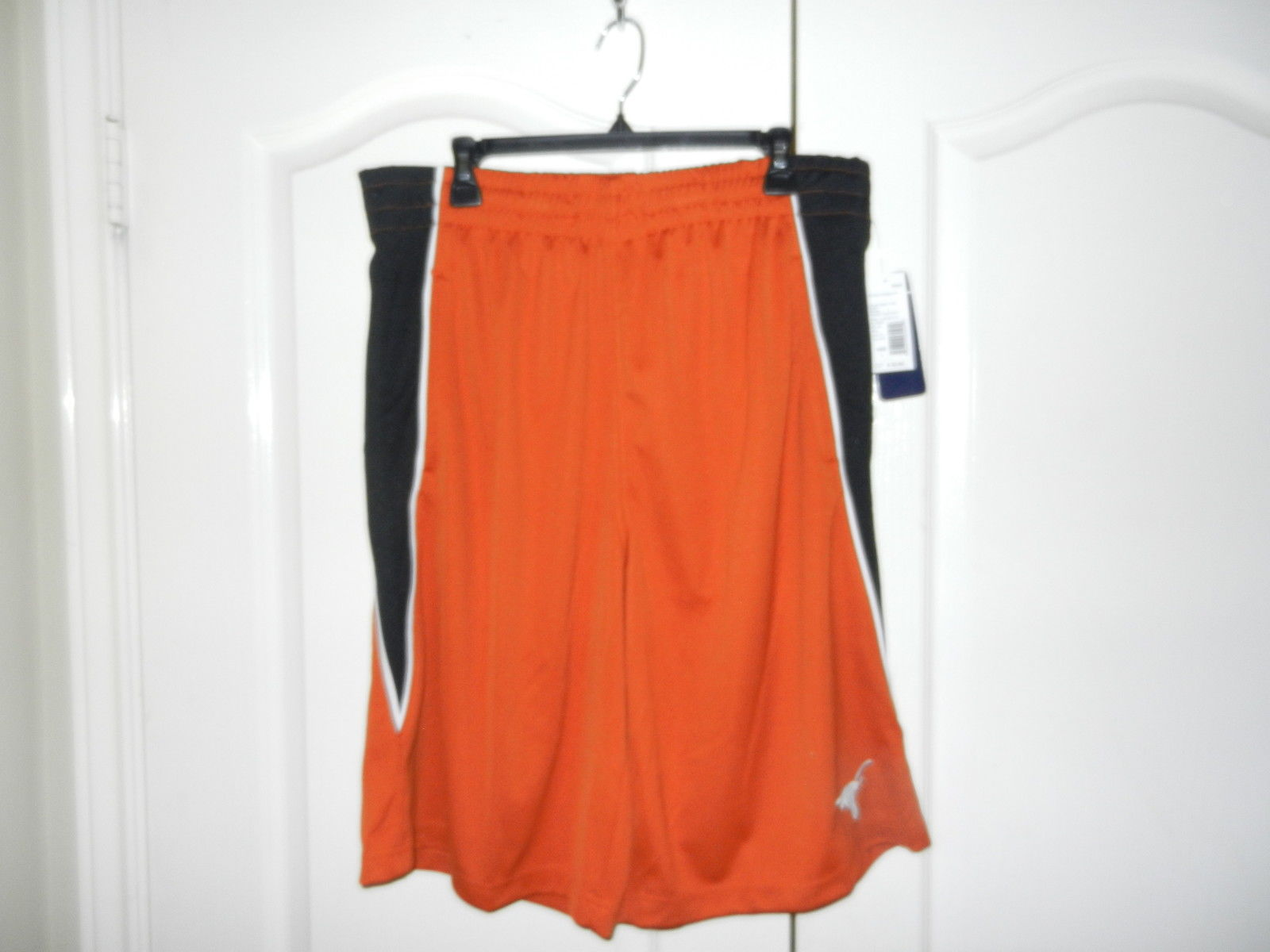 Primary image for UT University of Texas Longhorns Mens NCAA Shorts Pro Edge L Large New NWT