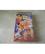 Pinocchio and Friends VHS Video NEW Sealed also includes Sinbad & Simple... - $7.99