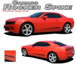 2011 Camaro Lower Door Side Stripes ROCKER SPIK... - $88.19