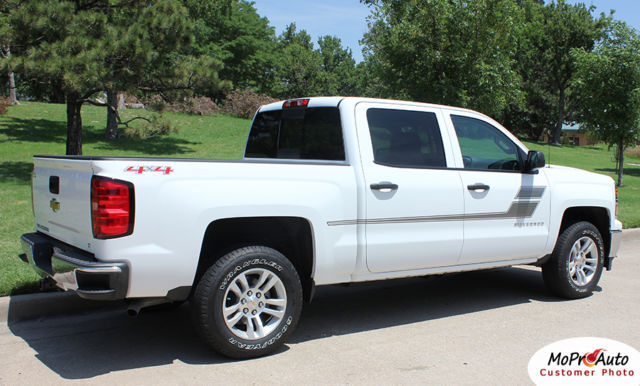 2010 SPEED XL 3M Pro Grade Vinyl Side Stripe GMC SIERRA Decals Graphic HG2