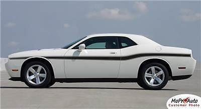 2010 Dodge Challenger BELTLINE - Pro Grade 3M Vinyl Graphics Stripes Decals 223