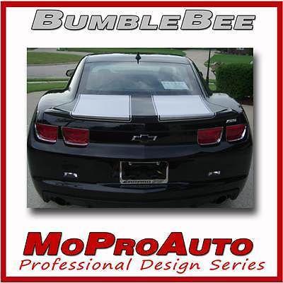 BUMBLEBEE Camaro 2012 DECK LID Decals Graphics Stripes 3M Pro Vinyl 085