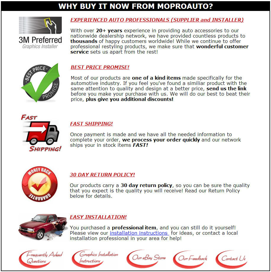 WIDE Center HOOD Trunk 2011 Camaro Racing Stripes Decals Pro Grade 3M Vinyl 660