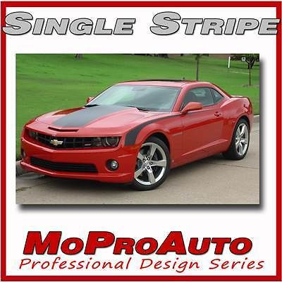2010 Camaro WIDE HOOD Rally Racing Stripes Decals - Pro Grade 3M Vinyl LT 345