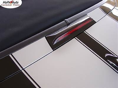2013 Camaro Hood Trunk CONVERTIBLE SS RS Racing Stripes Decal 3M Vinyl Kit 87