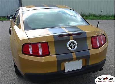 Ford - 3M Pro Vinyl MUSTANG Rally Racing Stripes Decals Graphics 2010 147