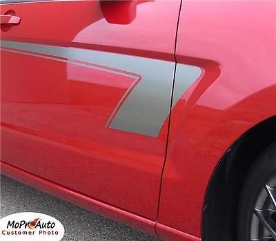 SWIFT Ford Focus Vinyl Graphics Decals Stripes Tat 2011 - Professional 677