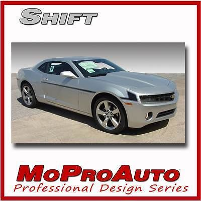 SHIFT 2010 Camaro STRIPES Graphics Stripes Decals - Pro Grade 3M Vinyl 733