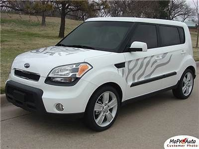 KIA SOUL CAT 3M Pro Vinyl Hood GRAPHICS Stripes Decals * 2010 429 by MoProAuto