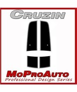 Chevy CRUZE RALLY Racing Stripes Hood Decals 3M Professional Vinyl Graph... - $89.17