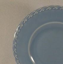 Metlox Native California Salad Plate BLUE-1940's Poppytrail Vernon-3 Available - $14.95