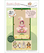 Once Upon A Stitch: Miss Quadling Little People Wizard of Oz Chart Brook... - $5.40