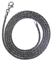 Gerochristo 3398  - Sterling Silver Antique Look Chain  - 40 cm  - $49.00