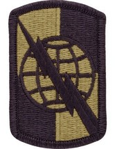 359th Signal Brigade Scorpion Patch with Fastener - $4.12