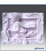2D Silicone Soap and Candle Mold  - $26.00