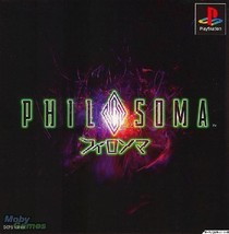Philosoma, Sony Playstation One PS1, Import Jap... - $19.99