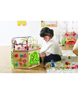Activity Cube Educational Toy Baby Preschool Toddler Kids Waiting Room L... - $111.99