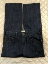 "Gap Kids Boys Husky Straight  Fit Jeans Size 12 Husky.  Inseam 27"".   Wa... - $18.00"