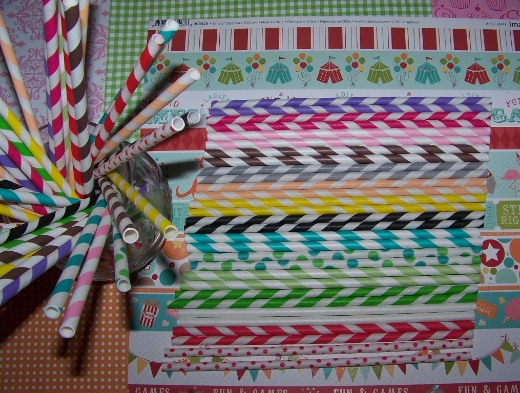 Baker's Twine Sale 12 Yds(36 Feet)  6 Yds(18 Feet) Each Red/white & Aqua/White