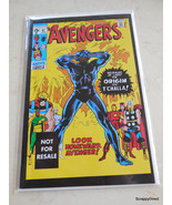 The Mighty Avengers Origin of T'Challa #87 (Marvel MAY 2005)Not for Resale - $5.99