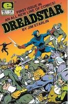 Dreadstar Comic Book #1 Marvel/EPIC Comics 1982 FINE+ NEW UNREAD - $6.66
