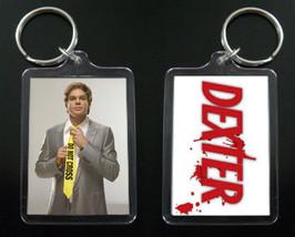 DEXTER MORGAN keychain / keyring Michael C Hall #1 - $7.91
