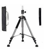 Hair tripod Mannequin tripod Hair model tripod Heavy-duty aluminum alloy... - $51.59