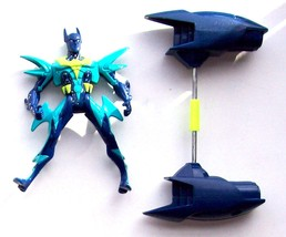 1998 Hasbro Batman Beyond Strato Defense Batman Action Figure - $3.00