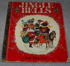 Little Golden Book  Jingle Bells 3458-31 - $5.95