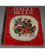 Little Golden Book  Jingle Bells 3458-31 - $5.00