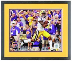 "O'Dell Beckham Jr. 2013 LSU Tigers - 11"" x 14"" Matted/Framed Photo  - $43.55"