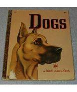 Dogs #532 Vintage 1972 Little Golden Book - $5.95
