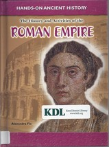 History and Activities of the Roman Empire Hands-On Ancient History Hard... - $16.82