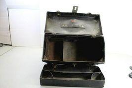 Vtg Bell System Aero-Fibre Service Telephone Technician Tool Box Tray USA Made image 6