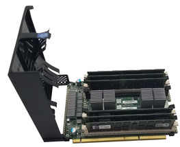 HP (Xeon E7) Memory Cartridge With 6x8=48GB RAM Kingston KTH-PL313/8G Bin:1 - $161.99