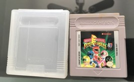 MIGHTY MORPHIN POWER RANGERS NINTENDO GAME BOY 1994 WITH CASE USED GOOD ... - $15.35