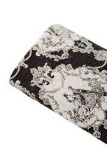 [Nobility C] 21'' Wide Handworked Pattern Fabric Calico Fabric (17.521 Inches)
