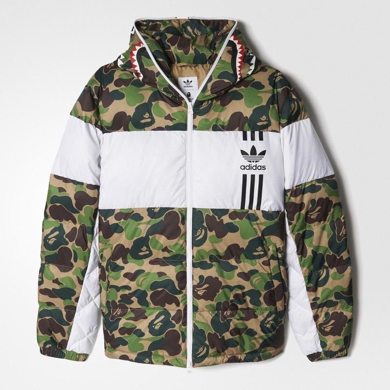 7de7e32572 Adidas Originals Outlet Men ID96 Down Bape and 50 similar items