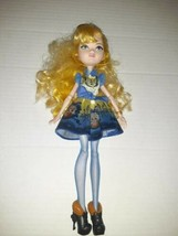 Ever After Blonde Lockes First Chapter 1st Wave Doll Retired Monster High - $14.50