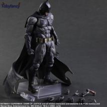 Todbyfancy PVC Dawn of Justice Batman Action Figure - $63.91