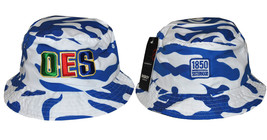 Order of the Eastern Star Bucket Hat Blue White - $22.00