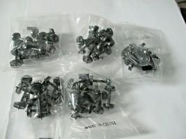"Intermountain #40051-50  Metal Wheels 36"" Code 110 50 Axles Per Pack HO Scale image 2"