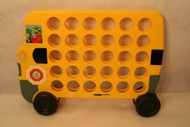 Leap Frog Educational Toy Leap-in-a-Line School Bus Game Replacement Bus Pc - $14.95