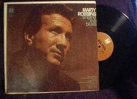 Marty Robbins - Singing the Blues - Harmony Records HS 11338  - $2.00