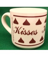Hersheys Kisses Coffee Mug 10 oz Tea Hot Chocolate Cocoa 1980 Vintage Va... - $6.79