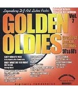 Golden Oldies  Vol  7  - $2.25