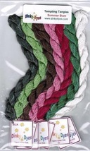 SILK FLOSS PACK for Summer Buzz  cross stitch chart Dinky Dyes - $28.50
