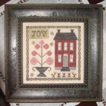 Li'l Abby - Joy cross stitch chart Abby Rose Designs - $6.00