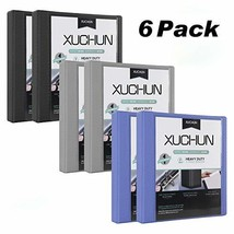 1 inch Heavy Duty D Ring Binder,One Touch Slant Ring,Customized View binders,Pac - $48.25